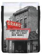 Grand Theatre Duvet Cover
