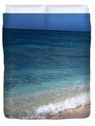 Grand Turk Ocean Beauty Duvet Cover