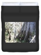 Grandfather Cypress Duvet Cover