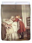 Grandfathers Little Nurse Duvet Cover