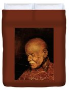 Grandpa Duvet Cover