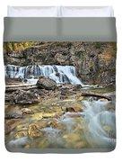 Granite Falls Duvet Cover
