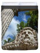 Granite Greatness - The Guild Inn Duvet Cover