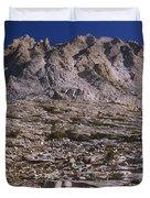 Granite Mountain Duvet Cover