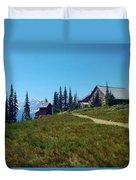 Granite Park Chalet Duvet Cover