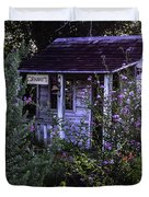 Granny's Garden Duvet Cover