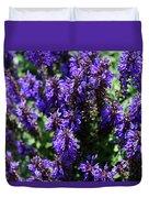 Grape Glory Duvet Cover