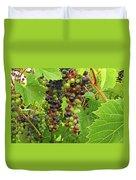 Grape Harvest Duvet Cover