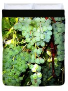 Grape Harvest Duvet Cover