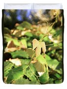 Grape Vine 3 Duvet Cover