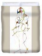 Graphics 1677 Duvet Cover