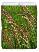 Grass3 Duvet Cover