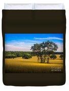 Grassland Safari Duvet Cover