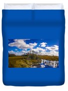 Grassy Waters 3 Duvet Cover