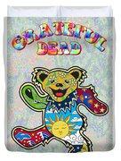 Grateful Dead Duvet Cover