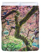 Gratitude Tree Duvet Cover