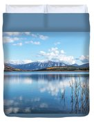 Grayling Bay Duvet Cover