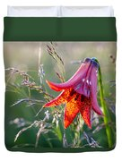 Gray's Lily Roan Mountain Highlands Duvet Cover