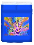 Great Abaco Palm Duvet Cover