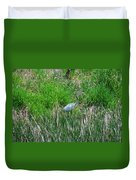 Great Blue Heron Series 1 Of 10 Duvet Cover