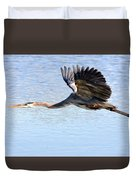 Great Blue Lift Off Series 4 Duvet Cover
