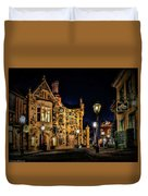Great Britain World Showcase Epcot Duvet Cover