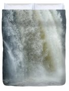 Great Falls Of Paterson Nj Duvet Cover