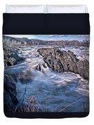 Great Falls Virginia Duvet Cover