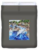 Great Falls Waterfall 201826 Duvet Cover
