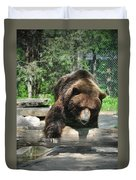 Great Grizzly's Duvet Cover