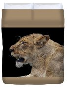 Great Lioness Duvet Cover