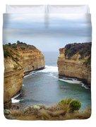 Great Ocean Road Duvet Cover