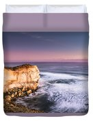 Great Ocean Road Seascape Duvet Cover