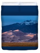 Great Sand Dunes  Colorado Duvet Cover