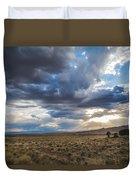 Great Sand Dunes Stormbreak Duvet Cover