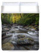 Great Smoky Mountains. Duvet Cover by Itai Minovitz
