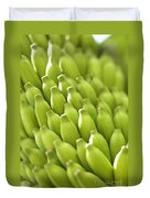 Green Banana Bunch Duvet Cover