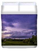 Green Cay Storm 7 Duvet Cover