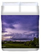 Green Cay Storm 7 Duvet Cover