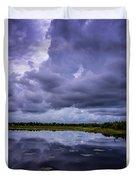 Green Cay Storm 8 Duvet Cover