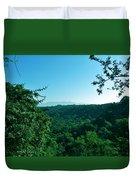 Green Cover Duvet Cover