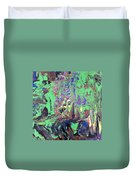 Twilight Forest Duvet Cover