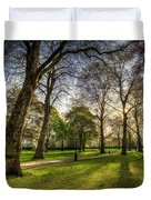 Green Park London Duvet Cover