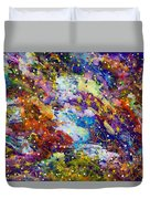 Green Space 15-18 Duvet Cover