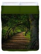 Green Summer  Duvet Cover