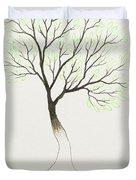 Green Tree Duvet Cover