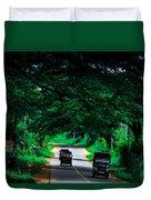 Greenery Duvet Cover