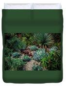 Greens Duvet Cover