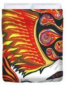 Gremlins Vs Freedom Duvet Cover