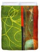 Grid Print 13 Duvet Cover